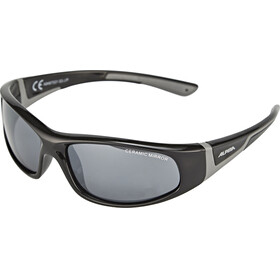 Alpina Flexxy Glasses Junior black-grey